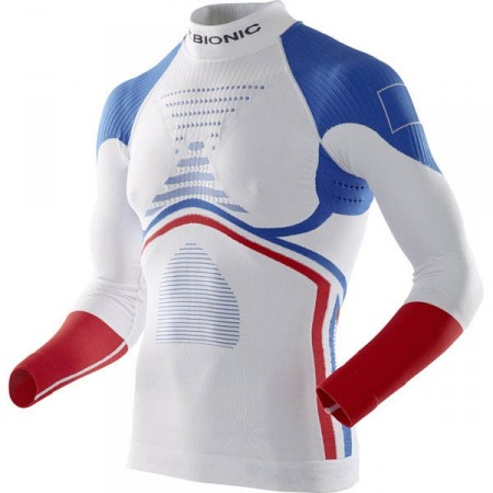 Accumulator Evo Patriot baselayer top