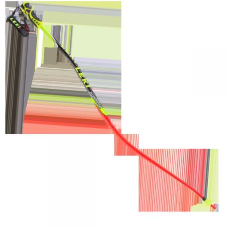 Super G, Downhill poles