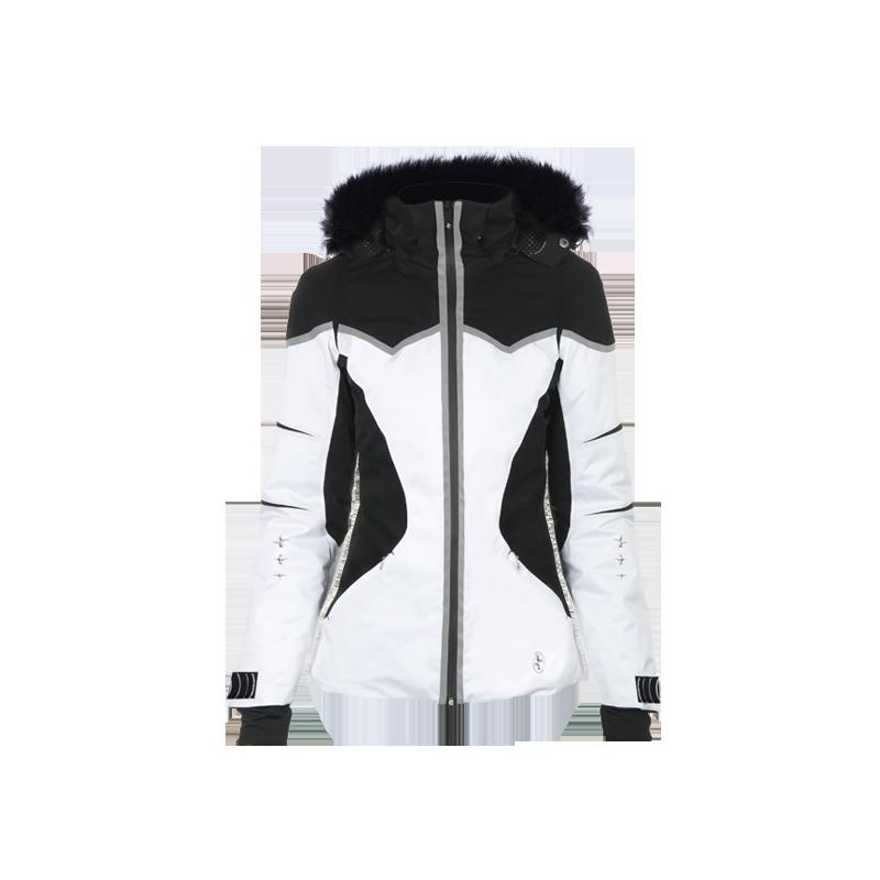 Blouson de ski femme cintre