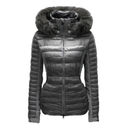 Joséphine women's ski jacket + fur