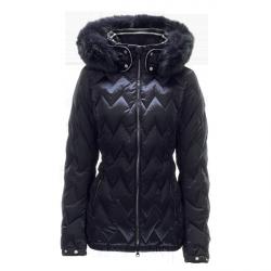 Sasha  women's ski jacket + fur