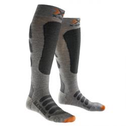 Chaussettes homme Mérino-soie