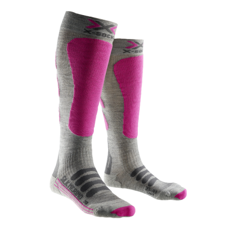 Merino-Silk women's socks