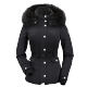 Cortina stretch jacket & Fur