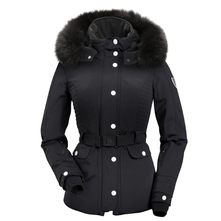 Veste Cortina stretch & fourrure
