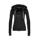 Zip hoody Cutout