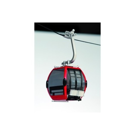 Miniature cable car