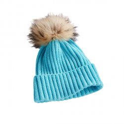 Leonie fur women's hat