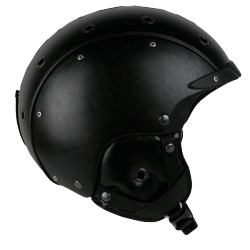 Bogner leather helmet