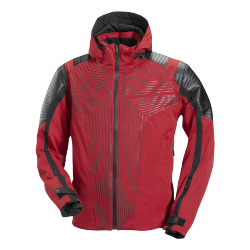 Mach men's ski jacket