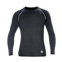 Fit skin men's base layer top