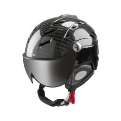 Mach unisex ski helmet & Visor