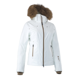 Rider women's ski jacket & fur
