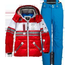 Ensemble de ski enfant Bogner Remus-D