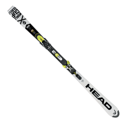 Skis WC Rebels iSl RD + Freeflex Evo 16