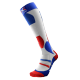 Patriot unisex ski socks