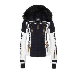 Paula & Fur women's ski jacket