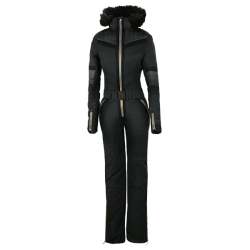 Shine 50th women's ski suit