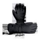 Gants de ski femme chauffant