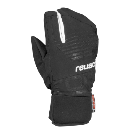Torbenius junior's ski lobster gloves