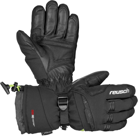 Volcano GTX men's ski gloves