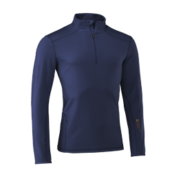 Grid men's base layer top