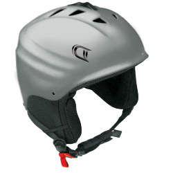 Casque de ski Aero Metal