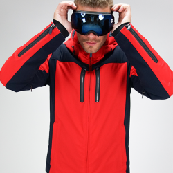 Lucky men's ski jacket
