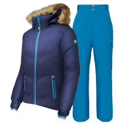 Ensemble de ski junior Logan