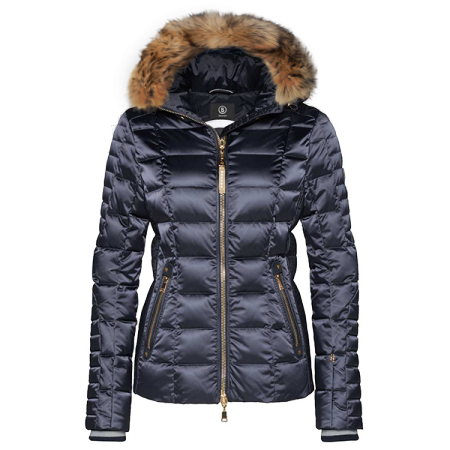 Fur De Veste Bogner Shop Emotion Paris amp; Ski Femme Lena Snow qPfwX4Bf