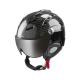 Mach & visor ski helmet
