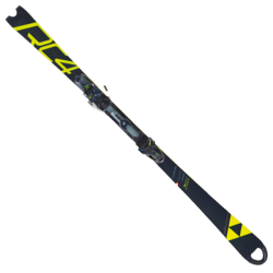 Skis RC4 Worldcup SL Men Curv Booster + RC4 Z17 Freeflex