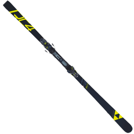 Skis RC4 Worldcup GS Women Curv Booster  + RC4 Z17 Freeflex