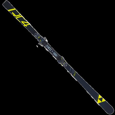 Skis RC4 Worldcup GS JR + RC4 Z11 Freeflex