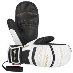 Lara Gut women's ski mittens