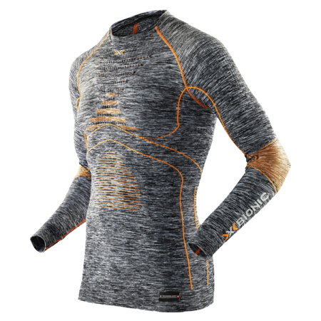 Accumulator evo men's base layer top