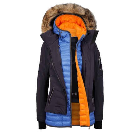 Rumer women's ski jacket & Fur