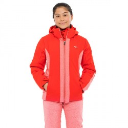 Nuna girl's ski jacket