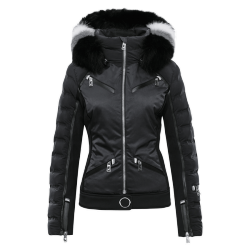 Lola women's ski jacket & Fur