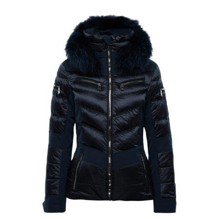 Maria women's ski jacket & Fur