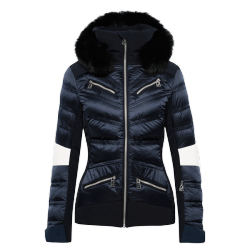 Sibilla women's ski jacket & Fur