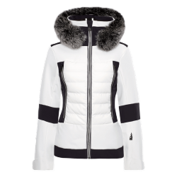 Manou women's ski jacket & Fur