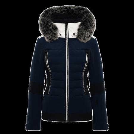 Manou women's ski jacket & Fur