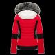 Veste de ski femme Manou & Fourrure