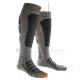 Chaussettes de ski homme Merino - soie