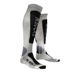 Metal men's ski socks