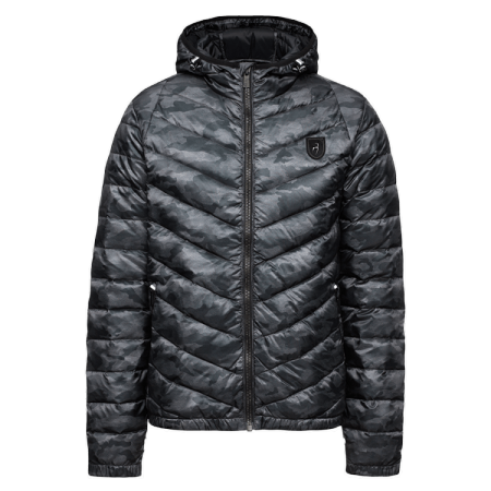 Streif men's down jacket