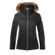 Palou women's ski jacket & Fur