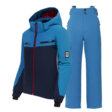 Swiss junior's ski jacket