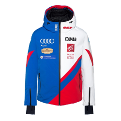 Replica France ski team men's ski jacket
